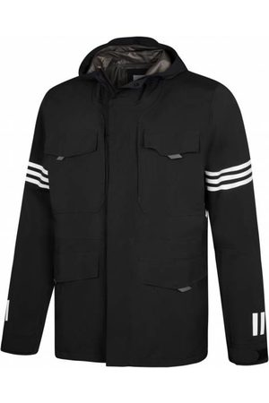 adidas Originals x White Mountaineering Cross 3-Stripes Herren Jacke BQ4063