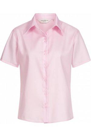 RUSSELL Short Sleeve Ultimate Non-iron Damen Hemd 0R957F0-Classic-Pink