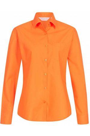 RUSSELL Longsleeve Poly-Cotton Poplin Damen Hemd 0R934F0
