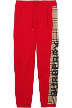 Burberry Jogginghose mit Vintage Check