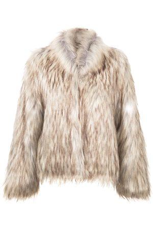 Unreal Fur Faux-Fur-Jacke