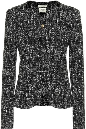 Bottega Veneta Blazer aus Tweed