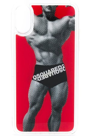 Dsquared2 IPhone X-Hülle