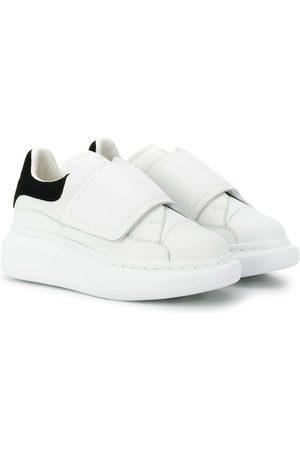 Alexander McQueen Sneakers mit Klettverschluss