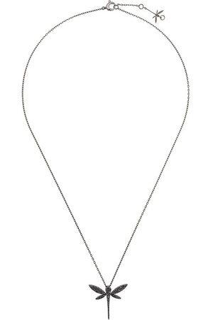 ANAPSARA 18kt Weißgoldhalskette mit Diamanten