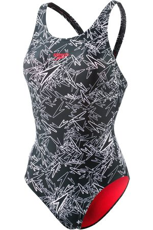 Speedo Boom Allover Muscleback Schwimmanzug Damen