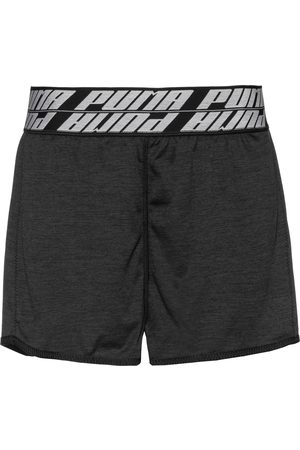 Puma Own It Funktionsshorts Damen in black heather