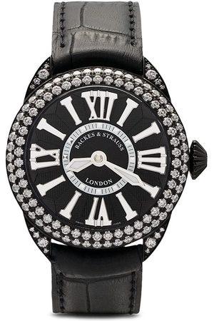 Backes & Strauss Piccadilly Diamond Knight 33' Armbanduhr