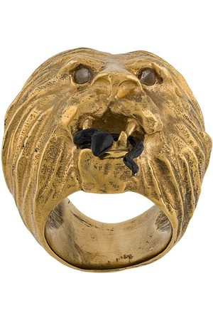Goossens X Harumi Klossowska de Rola Ring im Löwendesign
