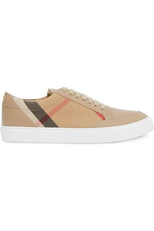 Burberry House' Sneakers