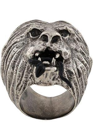Goossens Ringe - X Harumi Klossowska de Rola Ring im Löwendesign