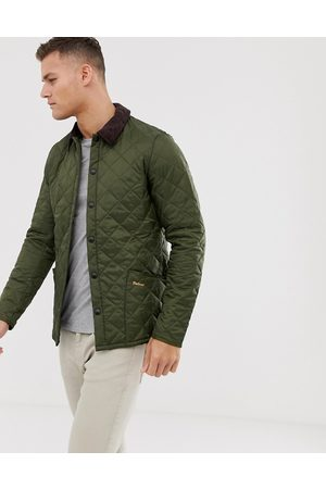 Barbour Heritage – Liddesdale – Steppjacke in Oliv