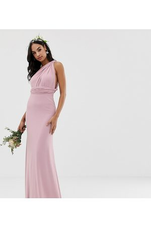 TFNC – Bridesmaid – Exklusives, vielseitiges Maxikleid in