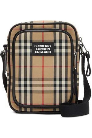 Burberry Kuriertasche mit Vintage-Check