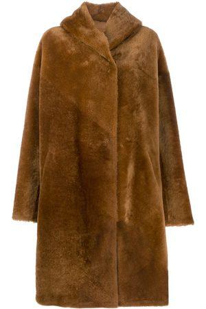 LISKA Einreihiger Mantel