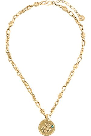 Goossens Halskette mit Schütze-Anhänger