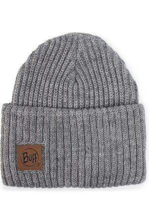 Buff Knitted Hat 117845.938.10.00 Rutger Melange Grey