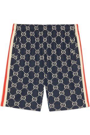 Gucci Shorts aus GG Jacquard