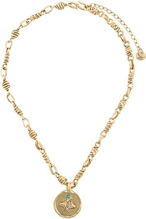 Goossens Halskette mit Stieranhänger