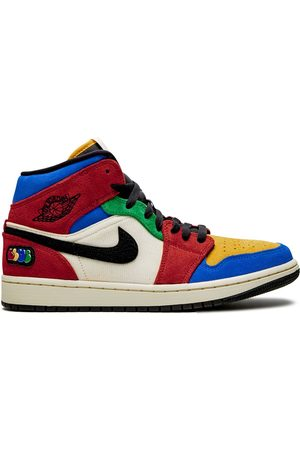 Jordan Air 1 Mid Blue The Great-Fearless' Sneakers