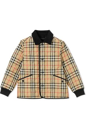 Burberry Jacke mit Vintage-Check