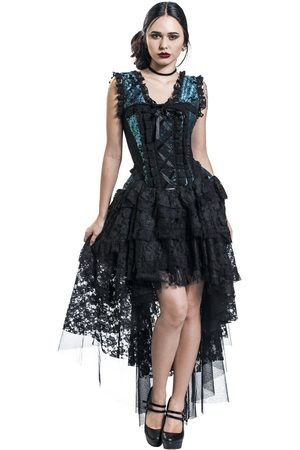 Burleska Ophelie Dress Langes Kleid /