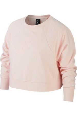 Nike Große Größen: Sweatshirt »WOMEN DRY LUX CREW PLUS SIZE«, , Gr.XL