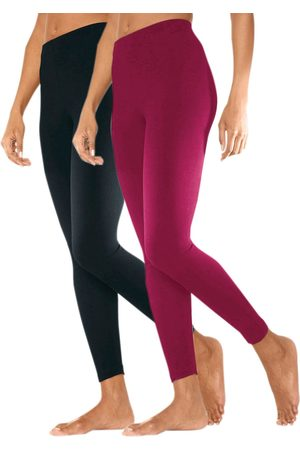vivance collection Leggings, himbeere+ , Gr.48/50