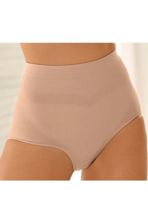 Nuance Große Größen: Komfortabler Taillenshaper-Slip mit Kühlungseffekt, hautfarben, Gr.L