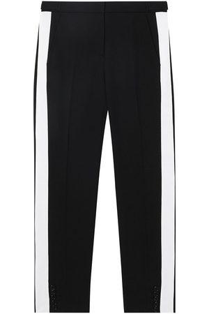 Burberry Hose mit seitlichen Streifen
