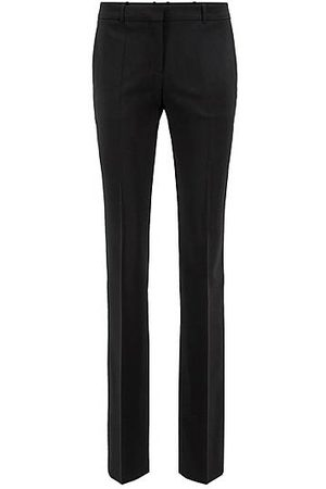 HUGO BOSS Business-Hose aus Stretch-Schurwolle