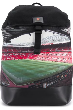 "Paul Smith ""ucksack mit ""Old Trafford""-Print"