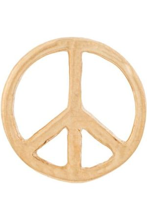 LOQUET 14kt 'Serenity Peace' Gelbgoldanhänger