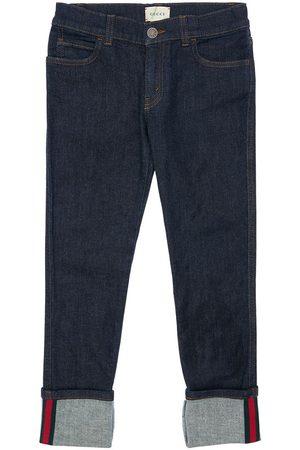 Gucci Jeans Aus Stretch-baumwolldenim