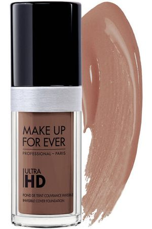 MAKE UP FOR EVER Ultra HD Foundation, R530 Brown, Brown