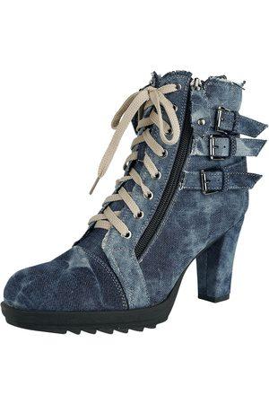 Rock Rebel Ivy High Heel