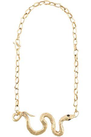 Goossens Damen Halsketten - X Harumi Klossowska de Rola Halskette mit Schlange