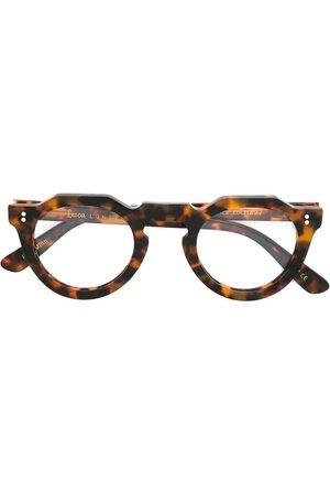 Lesca Pica' Brille in Schildpattoptik