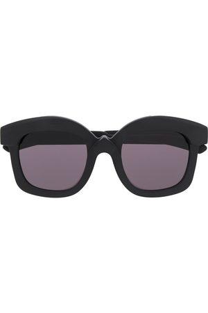 KUBORAUM Sonnenbrille mit eckigem Gestell