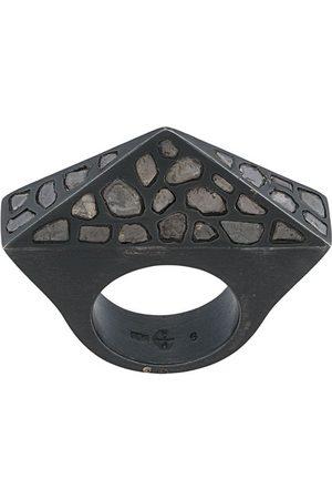 PARTS OF FOUR Cresent Bridge Pyramid' Ring