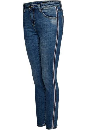 OPUS Fashion DE Damen Skinny - OPUS Skinny Jeans Ely denim tape