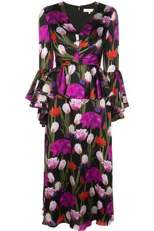 Borgo De Nor Serefina' Kleid mit Blumen-Print