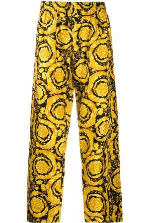 """VERSACE Pyjama-Hose mit """"Barocco""""-Print"""