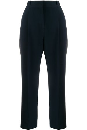See by Chloé Gerade Cropped-Hose