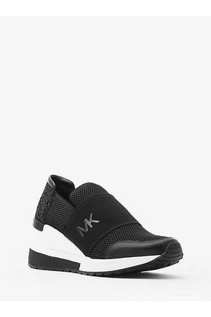 Michael Kors Sneaker Felix Aus Neopren Und Mesh