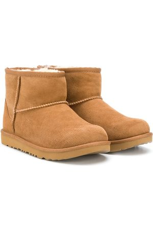 UGG TEEN Stiefel mit Faux Shearling