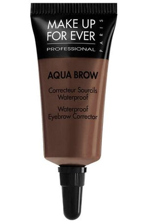 MAKE UP FOR EVER Aqua Brow Wasserfester Augenbrauenkorrektur, Dark Brow