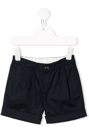 Gucci Shorts mit Logo-Stickerei