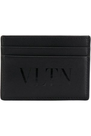 Valentino Garavani Herren Geldbörsen & Etuis - Kartenetui mit VLTN-Logo