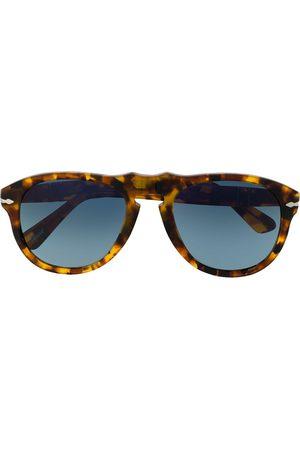 Persol Sonnenbrille mit dickem Gestell